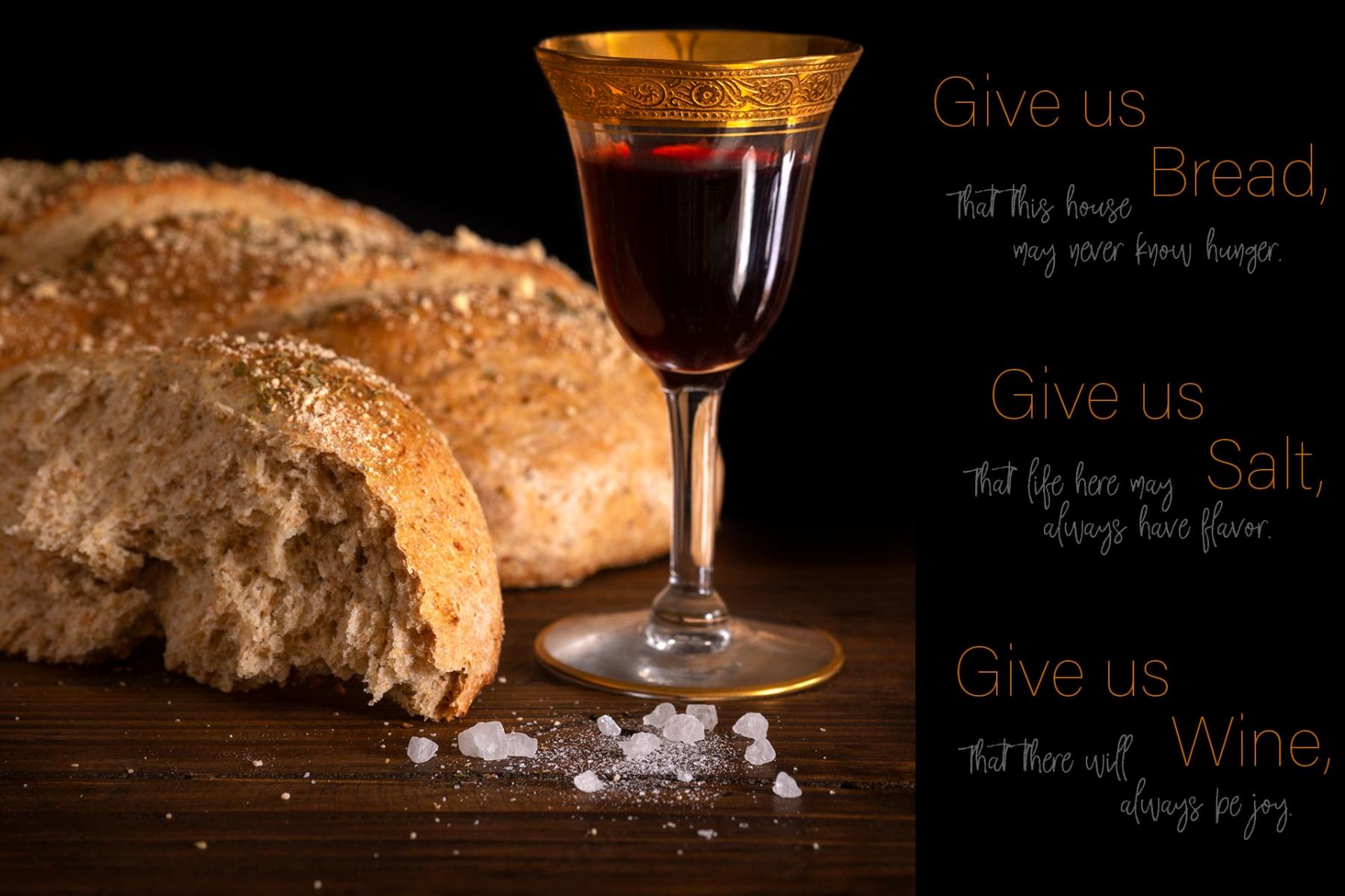 BreadSaltWine